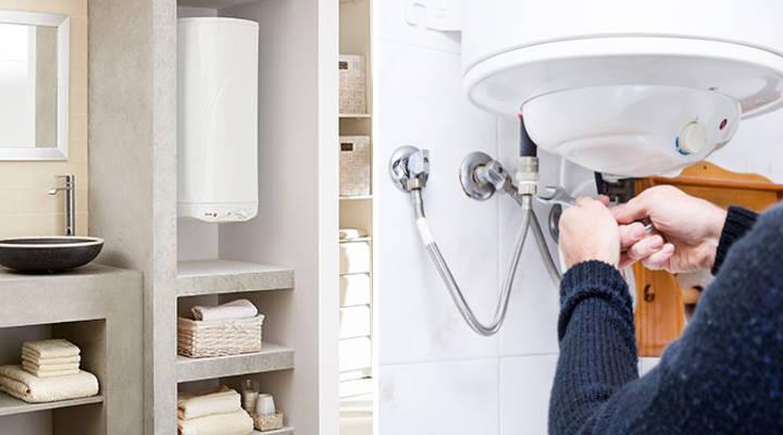 Cuánto cuesta instalar un termo eléctrico