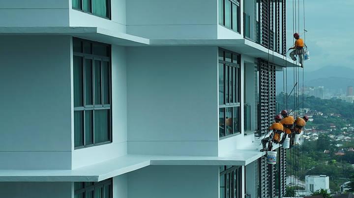 Cuánto cuesta pintar una fachada