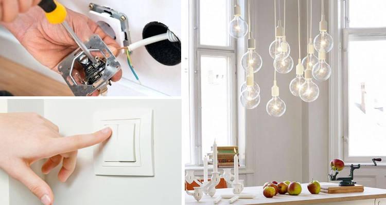 Cuánto cuesta instalar un punto de luz