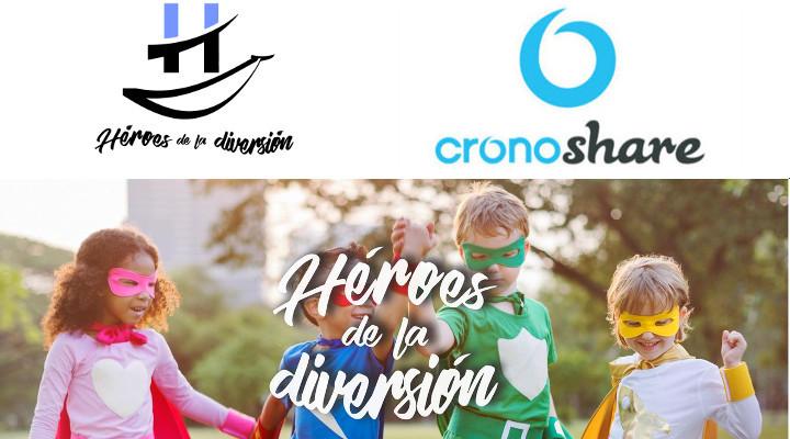 Profesionales Destacados de Cronoshare: Entrevista a Héroes de la Diversión