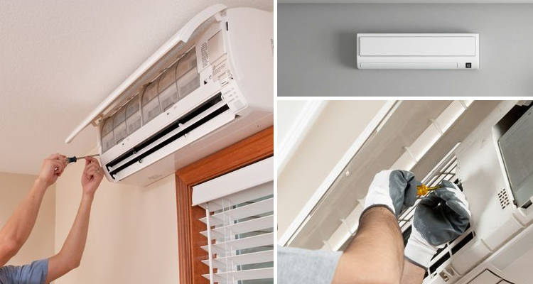 Cuánto cuesta reparar un aire acondicionado