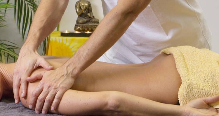 Cuánto cuesta un masaje a domicilio