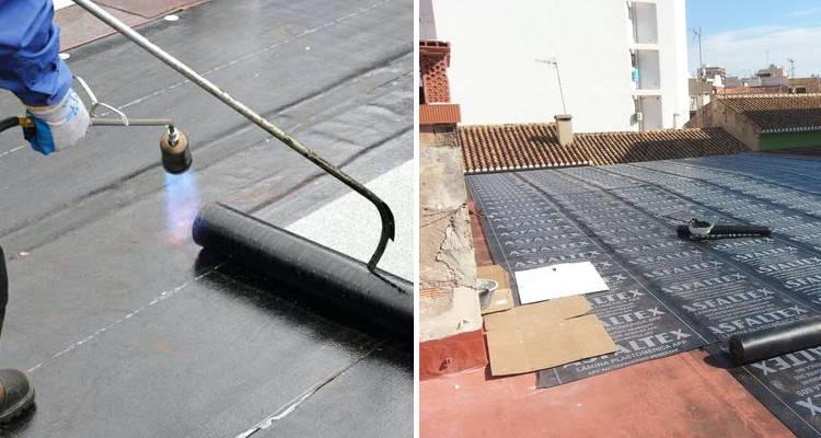 Cuánto cuesta instalar tela asfáltica