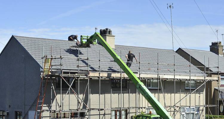 Cuánto cuesta arreglar un tejado