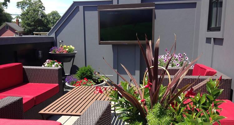 Precio de reforma de una terraza