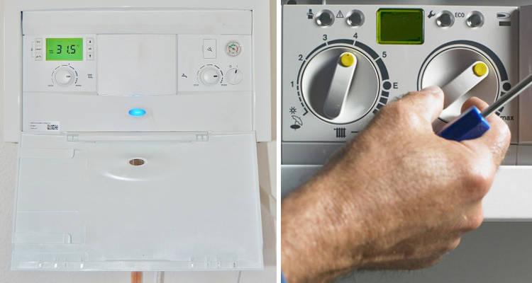Cuánto cuesta arreglar un calentador de gas
