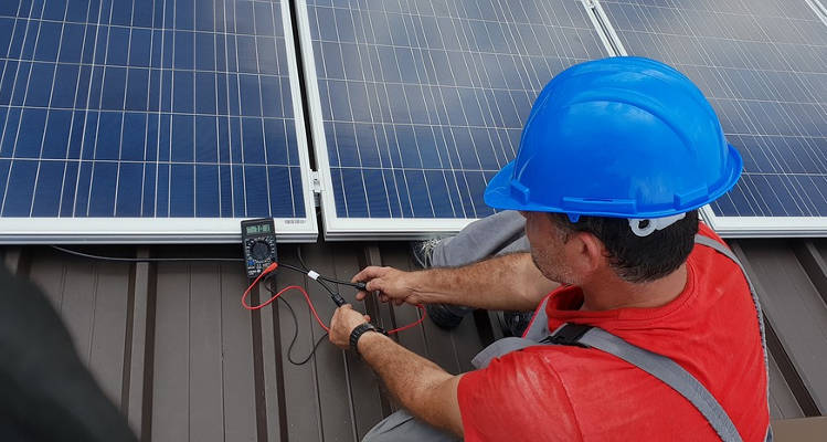 Precio de instalación de paneles solares