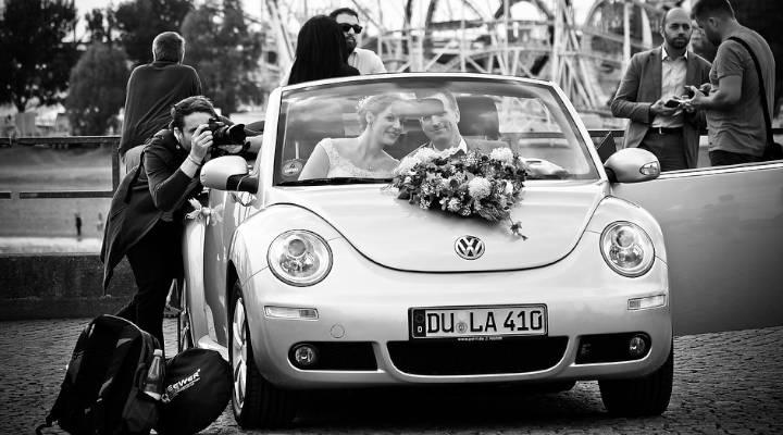 Cómo escoger un buen fotógrafo de boda