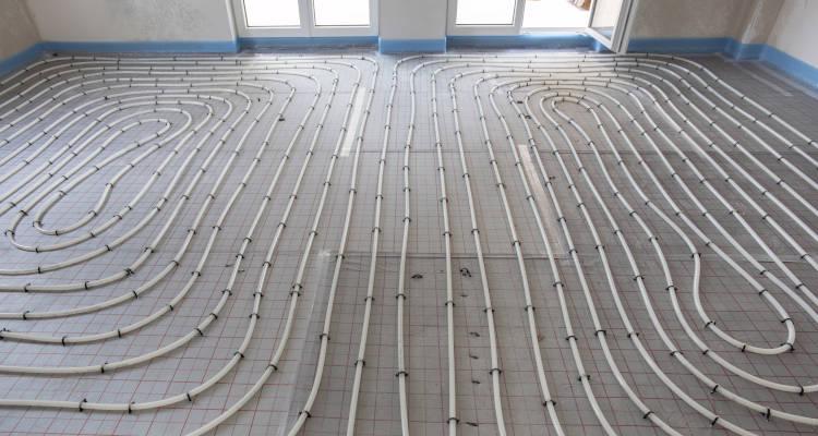 Cómo instalar suelo radiante paso a paso