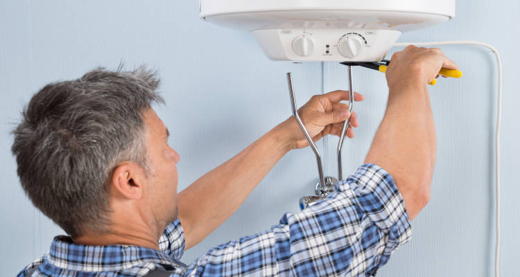 Cómo instalar un termo eléctrico