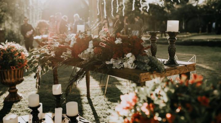 Escoger un wedding planner