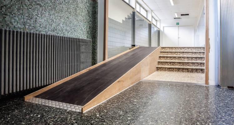 Cuánto cuesta adaptar los accesos de un edificio