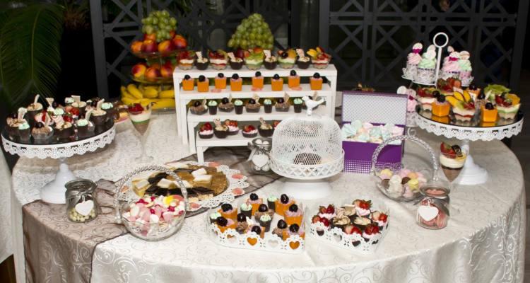Precio de un catering para comunión
