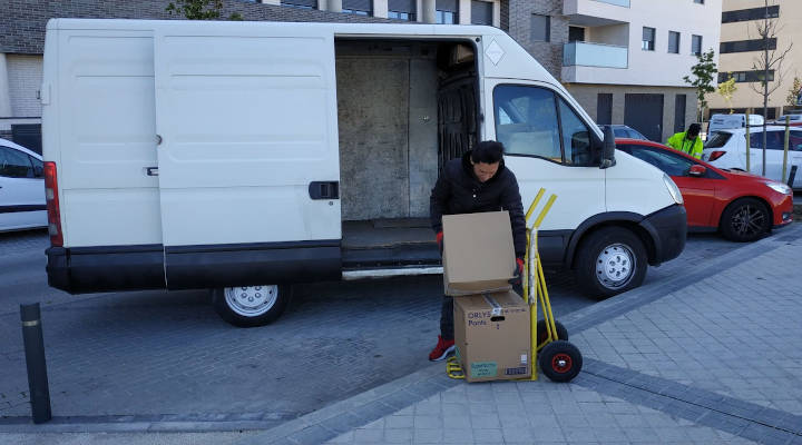 Profesionales Destacados de Cronoshare: Entrevista a Daniel de ZOOM, Mudanzas y Servicios