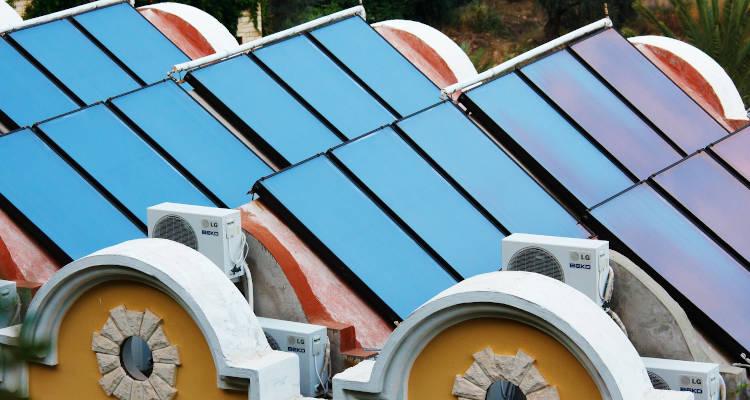 Cuánto cuesta instalar un calentador solar de agua