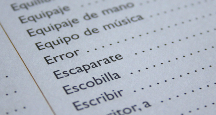Cost for Spanish Lessons
