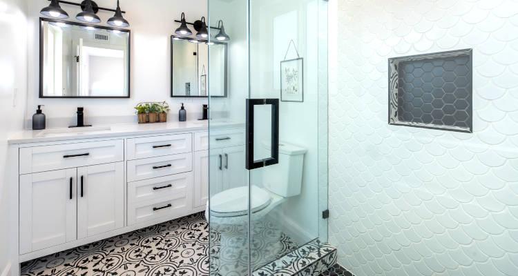 Cómo reformar el baño en 6 pasos