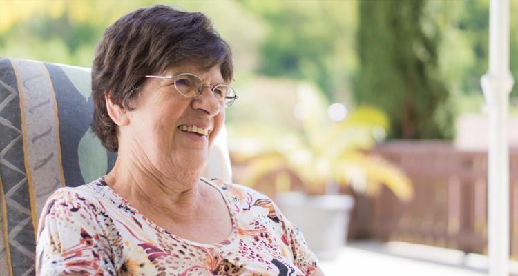 Precio del cuidado de mayores