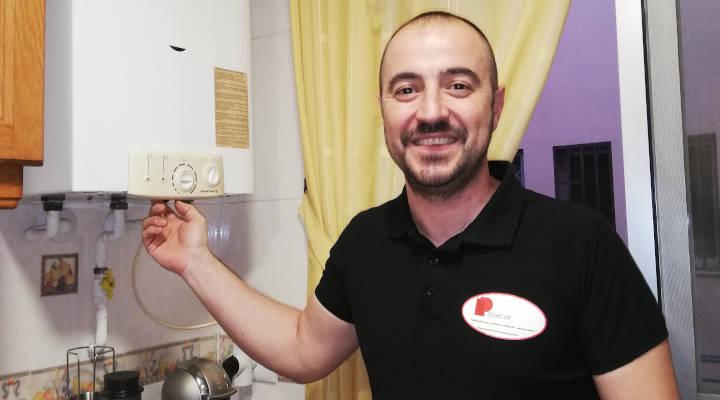 Profesionales Destacados Pedro Salvador Blasco