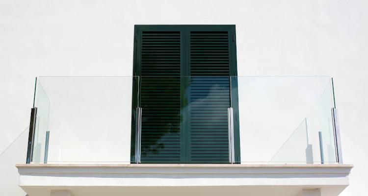 Precio de barandilla de vidrio