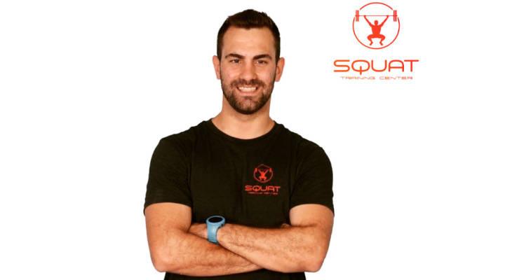 Profesionales Destacados de Cronoshare: Entrevista a Alex González de Squat Training Center
