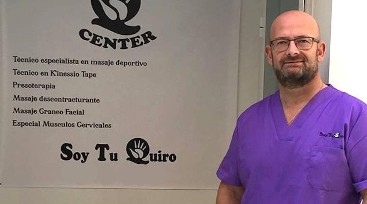 Profesionales Destacados de Cronoshare: Entrevista a Fernando Pérez de Soy tu Quiro