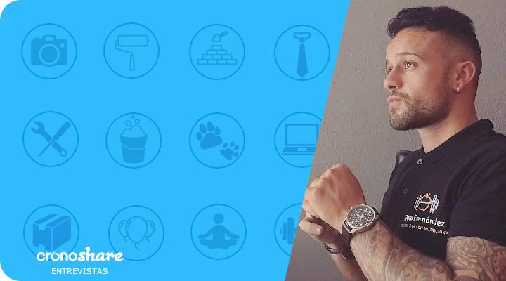 Profesionales Destacados de Cronoshare: Entrevista a Daniel Fernández Rodríguez