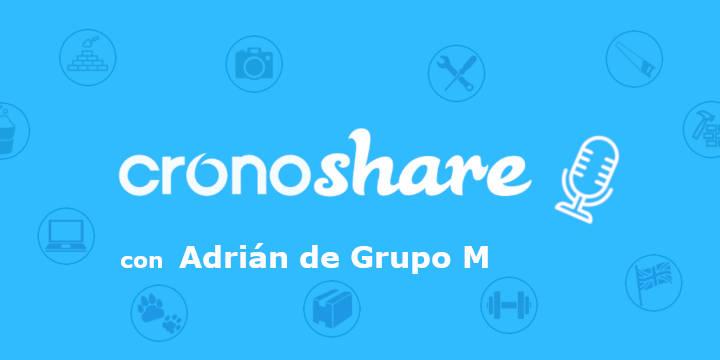 Profesionales Destacados: Entrevista a Adrián de Grupo M [Podcast]