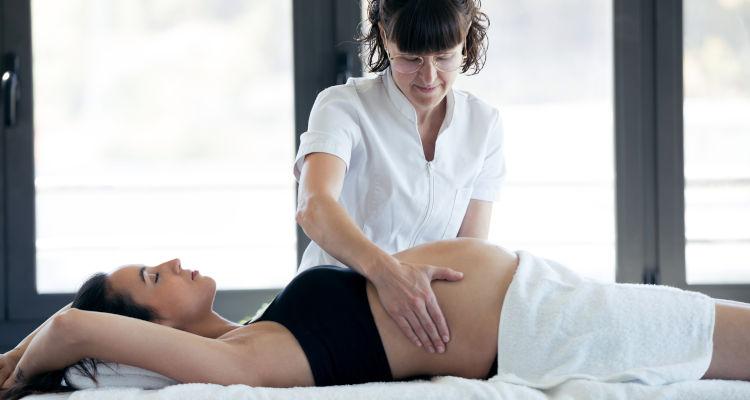 ¿Cuánto cuesta una sesión de masaje para embarazada?