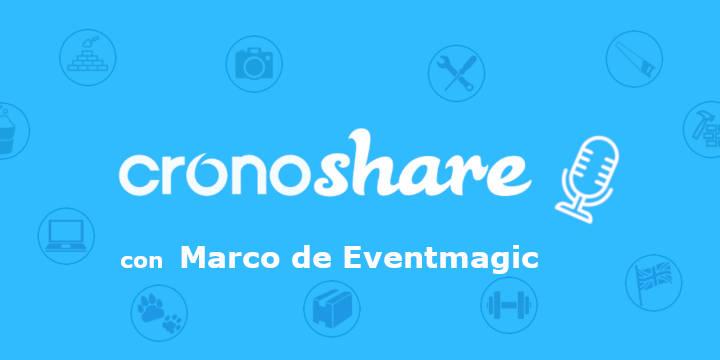 Profesionales Destacados: Entrevista a Marco de Eventmagic [Podcast]