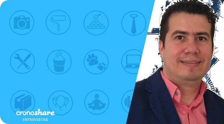 Profesionales Destacados de Cronoshare: Entrevista a Jhon Jairo Morales