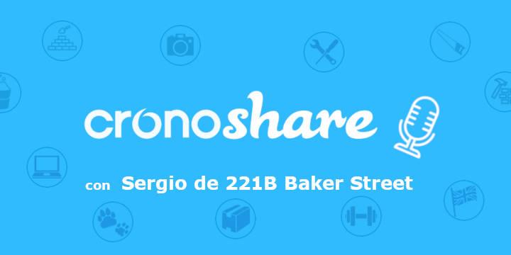 Profesionales Destacados: Entrevista a Sergio de 221B Baker Street [Podcast]