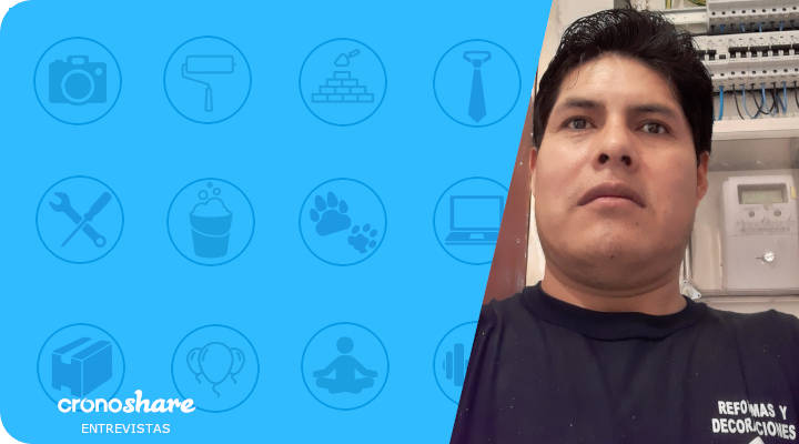 Profesionales Destacados de Cronoshare: Entrevista a Gerardo Guamba