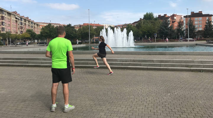 Profesionales Destacados de Cronoshare: Entrevista a Alex Ruisanchez de Correr x Correr