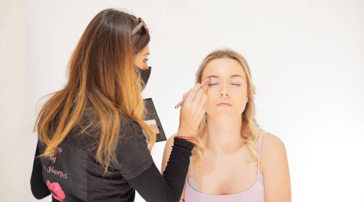 Profesionales Destacados de Cronoshare: Entrevista a Makeup by Bea Huertas